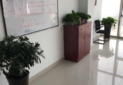 (出租) 送办公家具,北京东路 兆丰大厦 纯写字楼