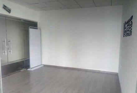(出租) 紫峰大厦 地铁口 256平有家具 房东还可以帮隔断