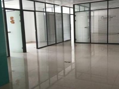 巅峰财富广场240㎡纯写字楼精装修带家具出租