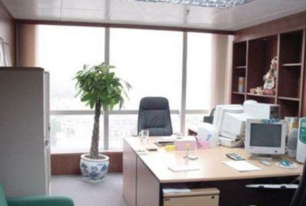 青山湖,塘山广场写字楼出租!100平办公室,配套好