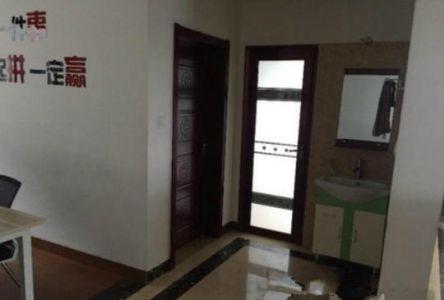 长泰公寓120平办公室,图办公家具都有租3500!
